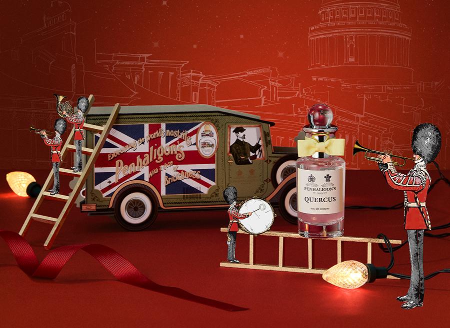 Penhaligon's - Brilliantly British